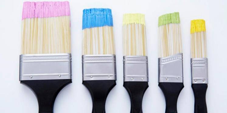 Travaux de peinture : bien s'équiper avant de commencer