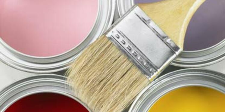 Comment bien mélanger sa peinture