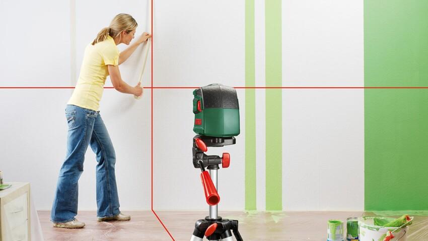 Niveau laser : à quoi ça sert ?