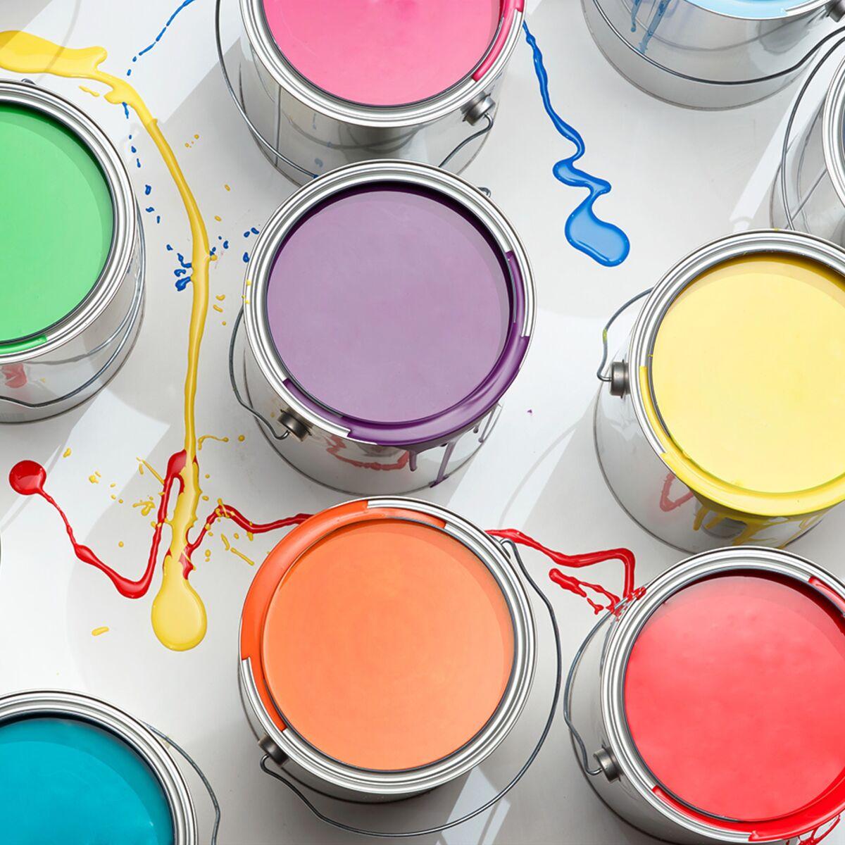 Peinture Acrylique Elle A Tout Bon Femme Actuelle Le Mag