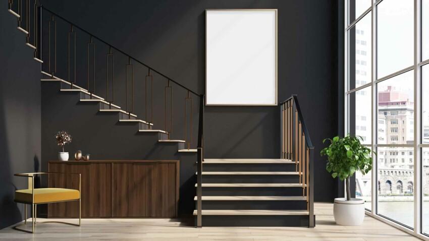 Peinture de l'escalier : comment s'y prendre ?