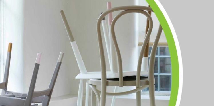 Relooking peinture : customiser des chaises en bois