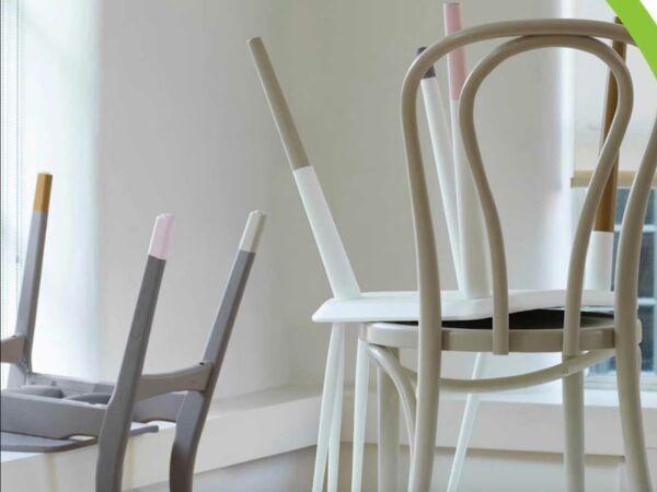 Déco Nos Idées Peinture Pour Relooker Votre Intérieur Femme - Peinture pour chaise en bois