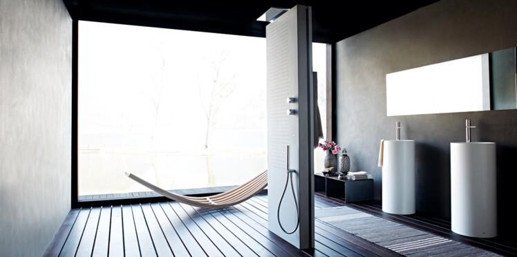 Salle de bain design : nos colonnes de douche préférées