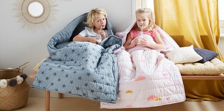 Chambre d'enfant : une déco tendance pour fille ou garçon