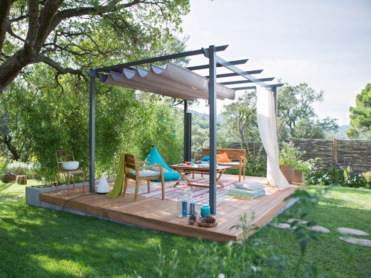 Balcon Terrasse Jardin Amenagez Votre Exterieur Femme