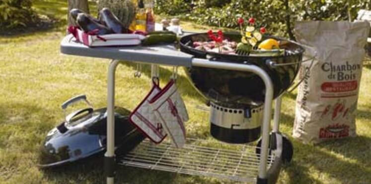 Barbecue : les nouveautés de l'été