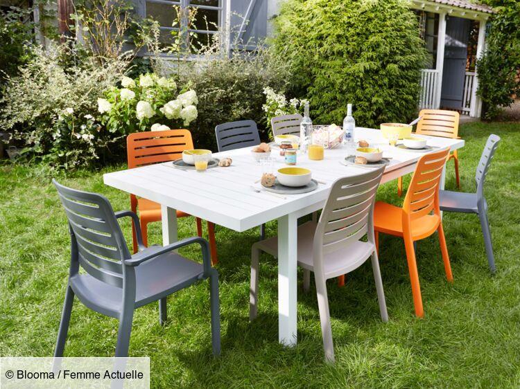 Chaise de jardin en plastique, bois ou métal : le match ...