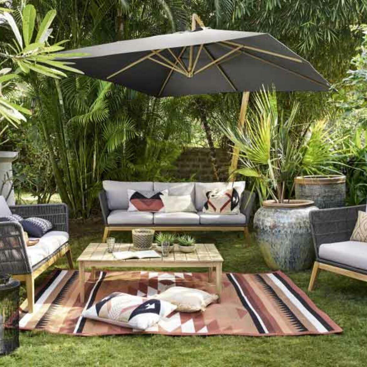 Coin Détente Petit Jardin Zen déco de jardin : 5 solutions pour se protéger des voisins