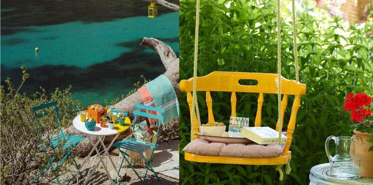 Deco de jardin : 10 idées pas chères à adopter pour embellir votre coin de verdure