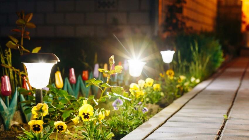 Lampes solaires, comment les faire redémarrer
