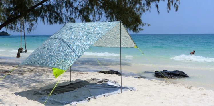 Le Miasun, une alternative stylée et pratique au parasol