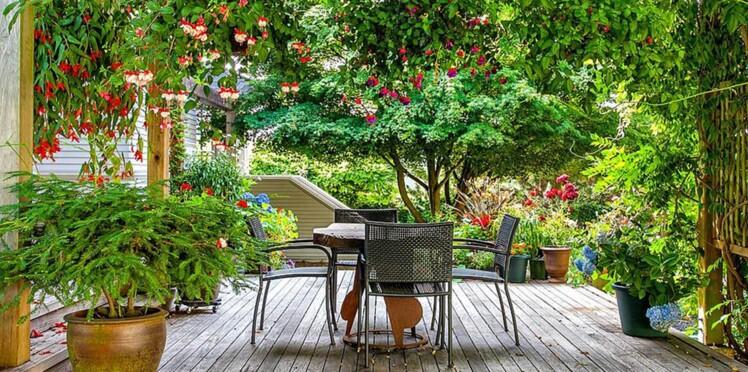 Les 10 secrets déco d\'une belle terrasse d\'été : Femme Actuelle Le MAG