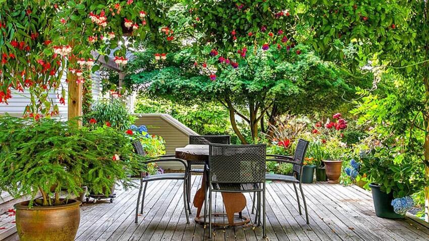 Les 10 secrets déco d'une belle terrasse d'été