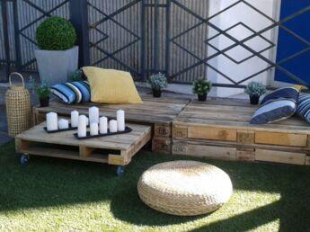 Comment relooker son salon de jardin : Femme Actuelle Le MAG
