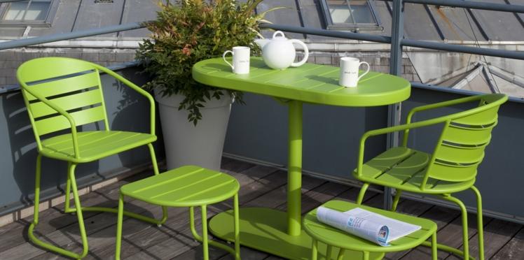 Du mobilier de jardin pratique et malin