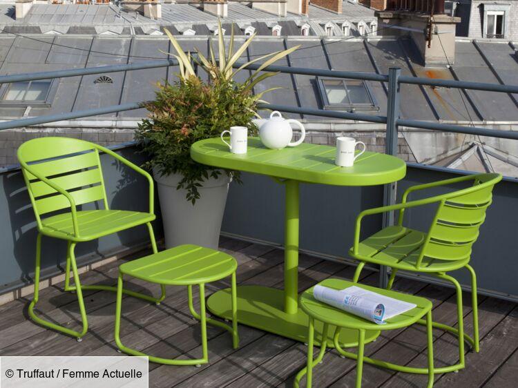 Du mobilier de jardin pratique et malin : Femme Actuelle Le MAG