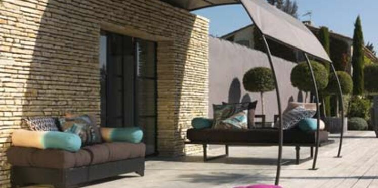 Aménager sa terrasse d'été