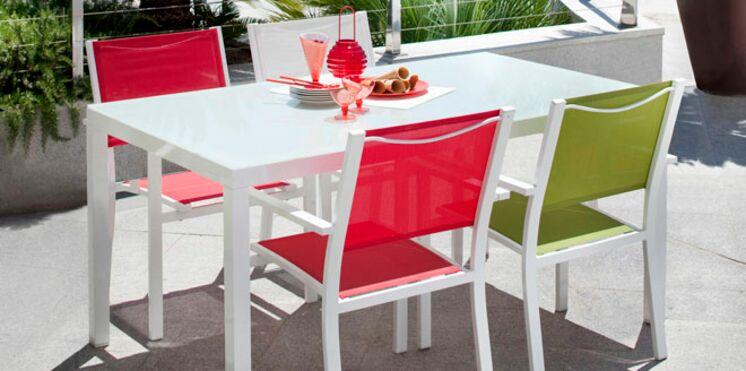 Quel mobilier pour ma terrasse d'été ?