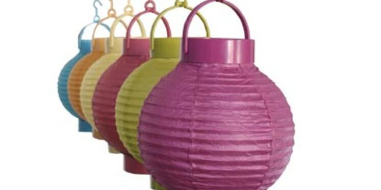 Nos lanternes d'été