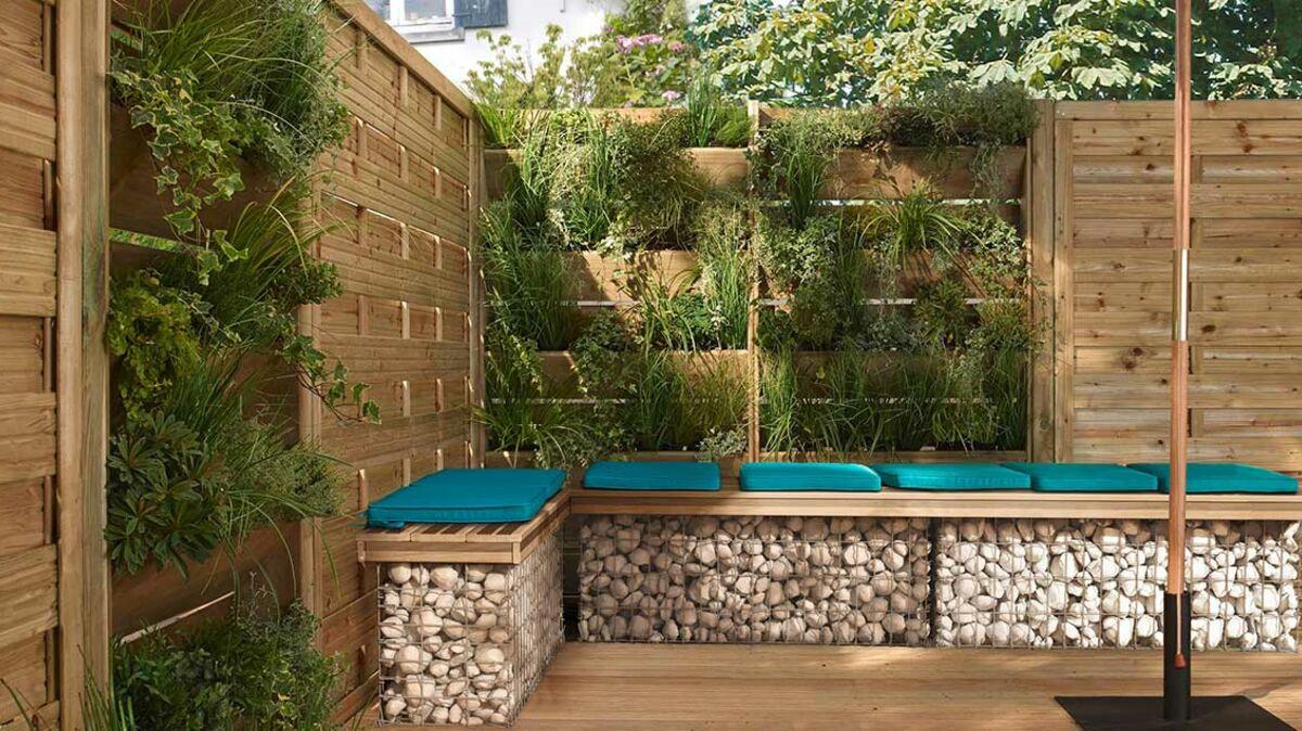 Se Cacher Des Voisins Dans Son Jardin palissade végétale, pvc, en bambou : comment choisir