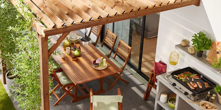 Pergola en bois en kit : comment l'installer ?