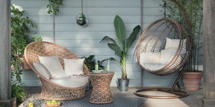 IKEA, Maisons du Monde, BUT... Nos salons de jardin préférés ...