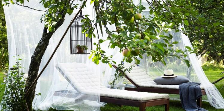Une déco de jardin 100 % détente