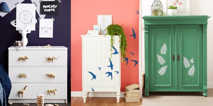 3 idées faciles et pas chères pour personnaliser un meuble par Sophie Ferjani