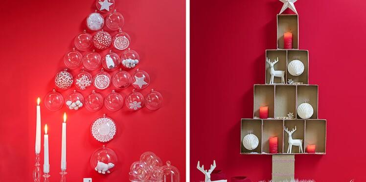 4 sapins de Noël sympas pour les petits espaces