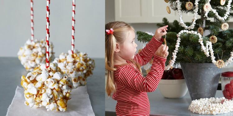 7 décos gourmandes à faire avec les enfants pour Noël