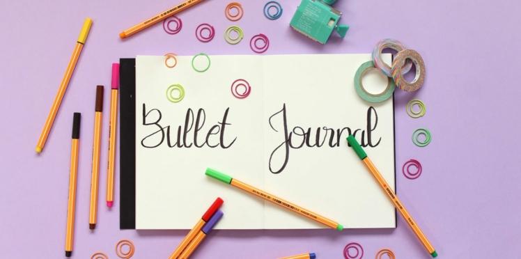 Bullet journal : quels cahiers et accessoires choisir ?