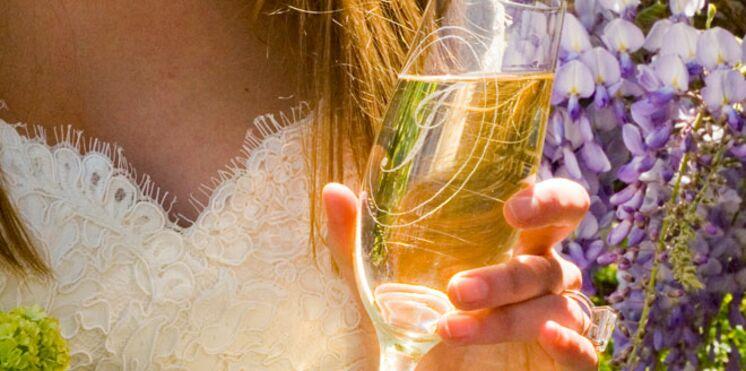 Personnalisez vos flûtes à champagne