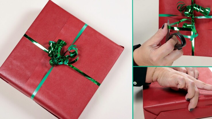 Comment réussir un beau paquet cadeau