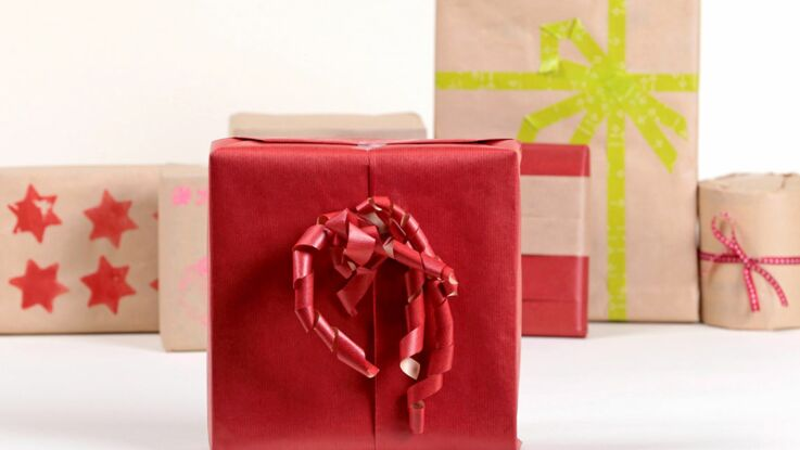 Comment réussir un paquet cadeau sans bolduc