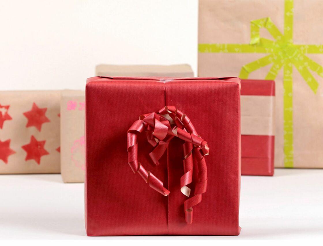 Comment Réussir Un Paquet Cadeau Sans Bolduc Femme