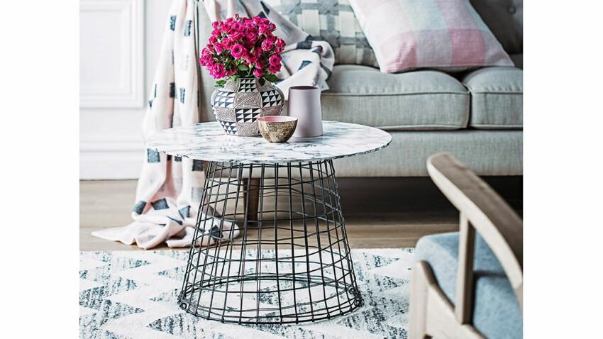 Comment créer une table basse en moins d'une heure par Sophie Ferjani