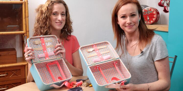 Customisez une lunchbox avec Sophie Ferjani