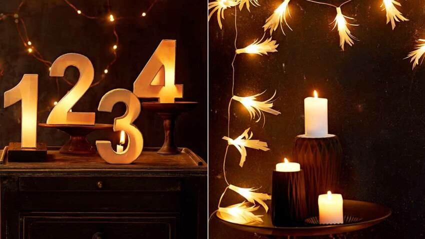 Déco de Noël : 5 DIY lumineux rapides et faciles