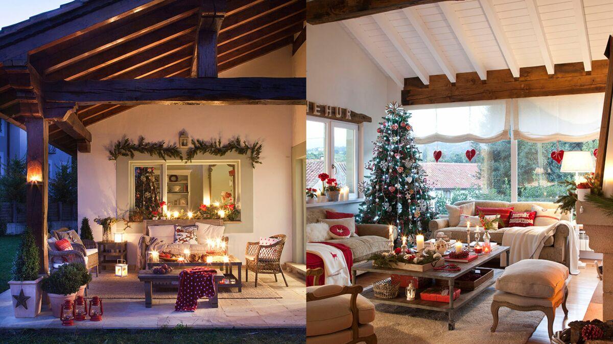 Déco de Noël nature : de belles idées inspirantes et faciles à