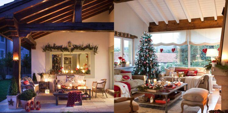 Déco de Noël nature : de belles idées inspirantes et faciles à faire