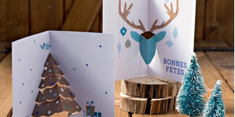gratuit des cartes pop up imprimer pour les f tes de. Black Bedroom Furniture Sets. Home Design Ideas