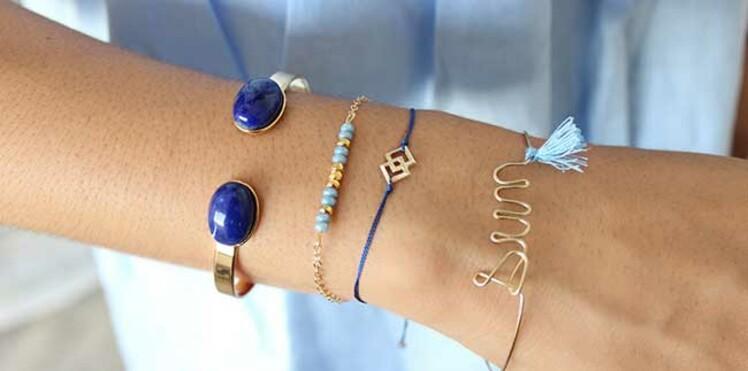 DIY Bijoux : 4 bracelets faciles
