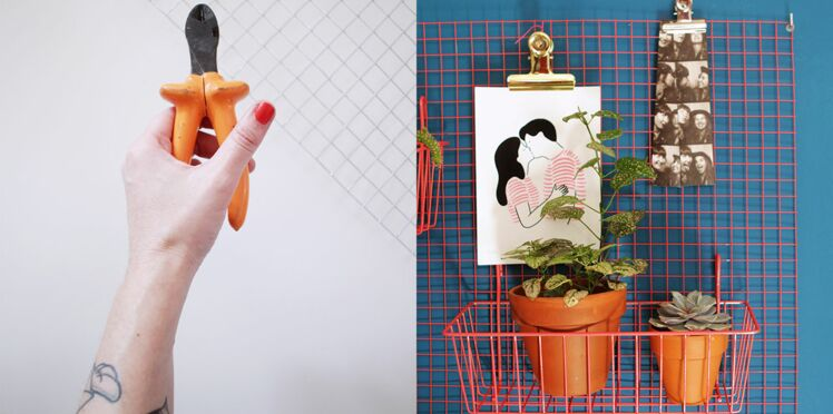 DIY : comment fabriquer facilement un organisateur mural ?
