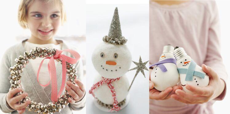 DIY de Noël : nos idées créatives pour les enfants