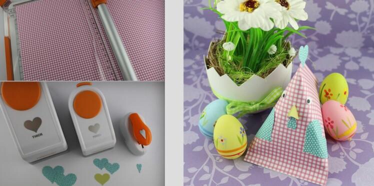 DIY Pâques : Comment fabriquer un berlingot pour cacher les œufs ?