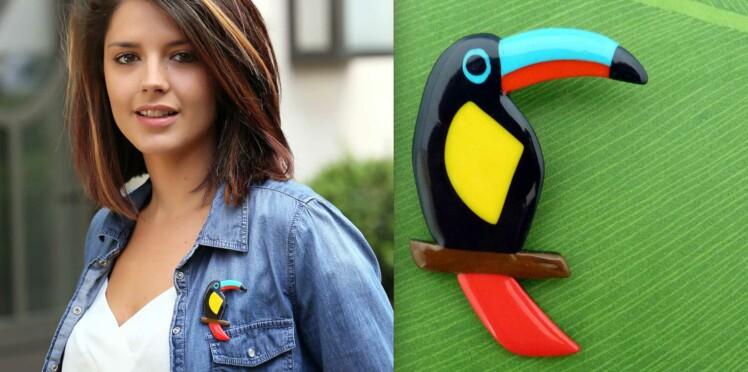DIY pâte Fimo : une broche toucan pour les débutants