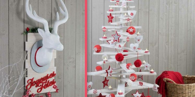 DIY : un trophée ambiance Noël