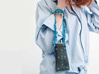 Réalisez un étui de téléphone portable en jean