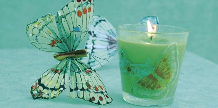 Un photophore papillon